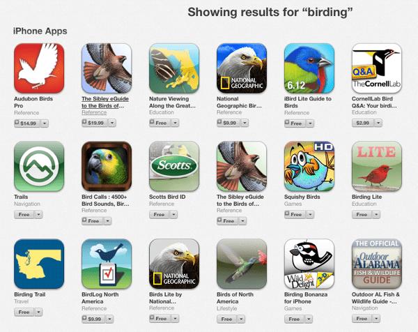 birding-apps